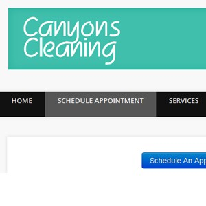Canyons Cleaning