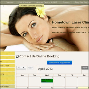 Home town Laser clinic