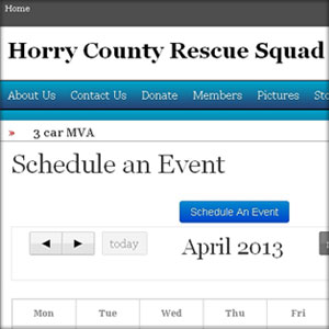 Horry County Rescue Squad