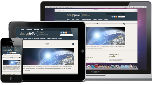 Best 5 free responsive WordPress themes for your business website